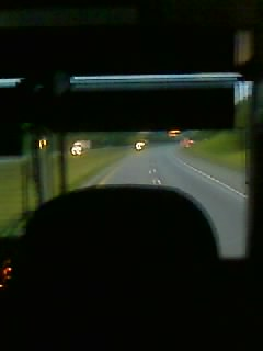 A 16-hour Greyhound  Bus Trip to Washington DC!