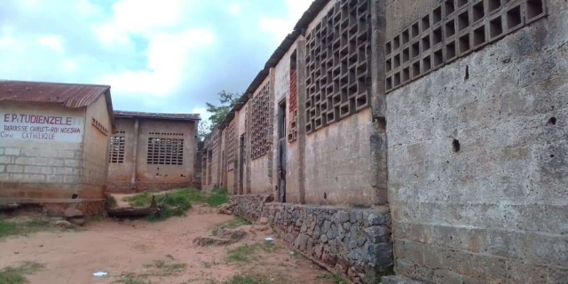 Christ Roi Elementary School Renovation